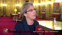 Changer le nom du PS, « un gadget » selon Marie-Noëlle Lienemann