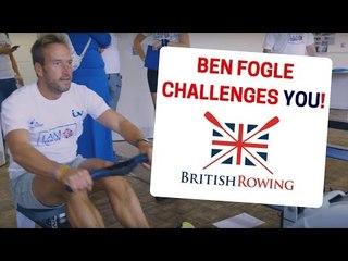 Ben Fogle wants to #SeeYouAtBRIC