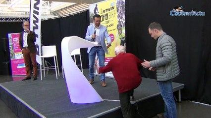 Cyclisme - Rencontre avec Robert Marchand, 106 ans, qui prend sa retraite