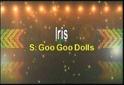 Goo Goo Dolls Iris Karaoke Version