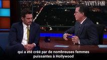 James Franco répond aux accusations de harcèlement sexuel