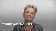 """Sharon Stone """"revient de loin"""" après son AVC : """"Je suis une survivante"""""""