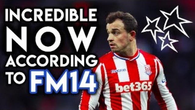 9 Incredible Players ***NOW*** According to Football Manager 2014