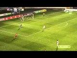 Így szurkolnak a Fradi szurkolok a Videoton Ferencváros meccsen