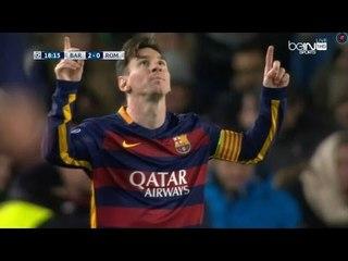 Lionel Messi Fantastic Goal - Barcelona vs AS Roma 2-0 (Champions League) 2015