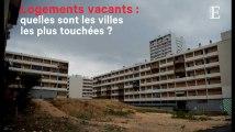 Logements vacants : quelles sont les villes les plus touchées ?