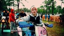 Découverte - La Gurp, course de moto sur sable