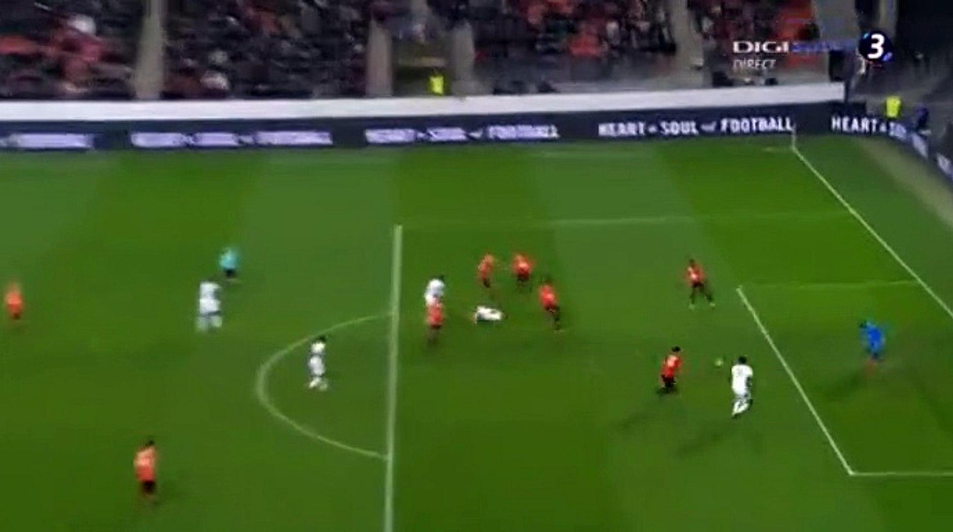 Sanogo Y. Goal HD - Rennes2-2Toulouse 10.01.2018