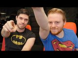 Adam vs Alex - Batman v Superman: Dawn Of Justice Predictions