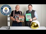 Buzz Aldrin talks Mars, the Moon and breaking records - Guinness World Records