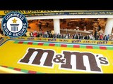 M&M's Mosaic - Guinness World Records