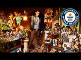 Gamer's Edition: Largest Collection of Tomb Raider Memorabilia - Guinness World Records 2015