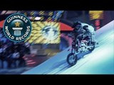Longest backflip, minimoto motorbike -- Video of the Week 18th July -- Guinness World Records