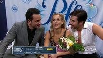 Madison HUBBELL / Zachary DONOHUE Free Dance US Figure Skating Championships 2018