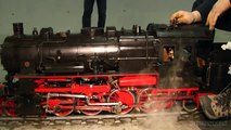 World's largest indoor 5 inch live steam or real steam model railroad meeting
