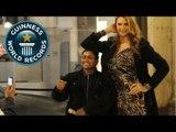 Tallest Professional Model - Guinness World Records