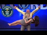 Heaviest Weight Lifted By Human Beard - Guinness World Records Classics