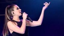 Hailee Steinfeld Teases 'Capital Letters' Feat. Bloodpop | Billboard News