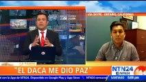 """""""Quiero que sigamos peleando por un 'Acta de Soñadores' que nos dé una solución permanente en EE. UU."""": Luis Suárez, ben"""
