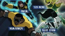 Ultimate Spider-Man Web Warriors S04E25 - Graduation Day [pt1]