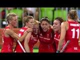 Rio 2016 Medal Moments: Womens Hockey team-  Gold | Hockey