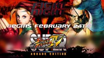 Fight Night - Street Fighter IV Edition - S02 & 03 - Teaser 1