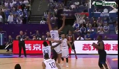 Thanasis Antetokounmpo FULL Highlights | Eurobasket 2017