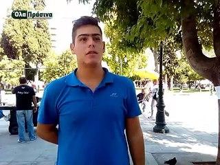 Ο κόσμος μιλά για τον Δημήτρη Διαμαντίδη | olaprasina1908.gr