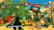 Fight Night Street Fighter IV AE - Trailer 2