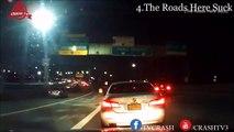 Car Crashes, Close Calls Compilation ( USA ) II Car Accidents # 5