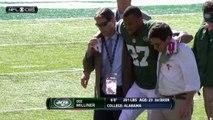 2014 - New York Jets cornerback Dee Milliner suffers achilles injury