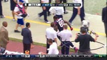 2014 - Houston Texans wide receiver Andre Johnson injury