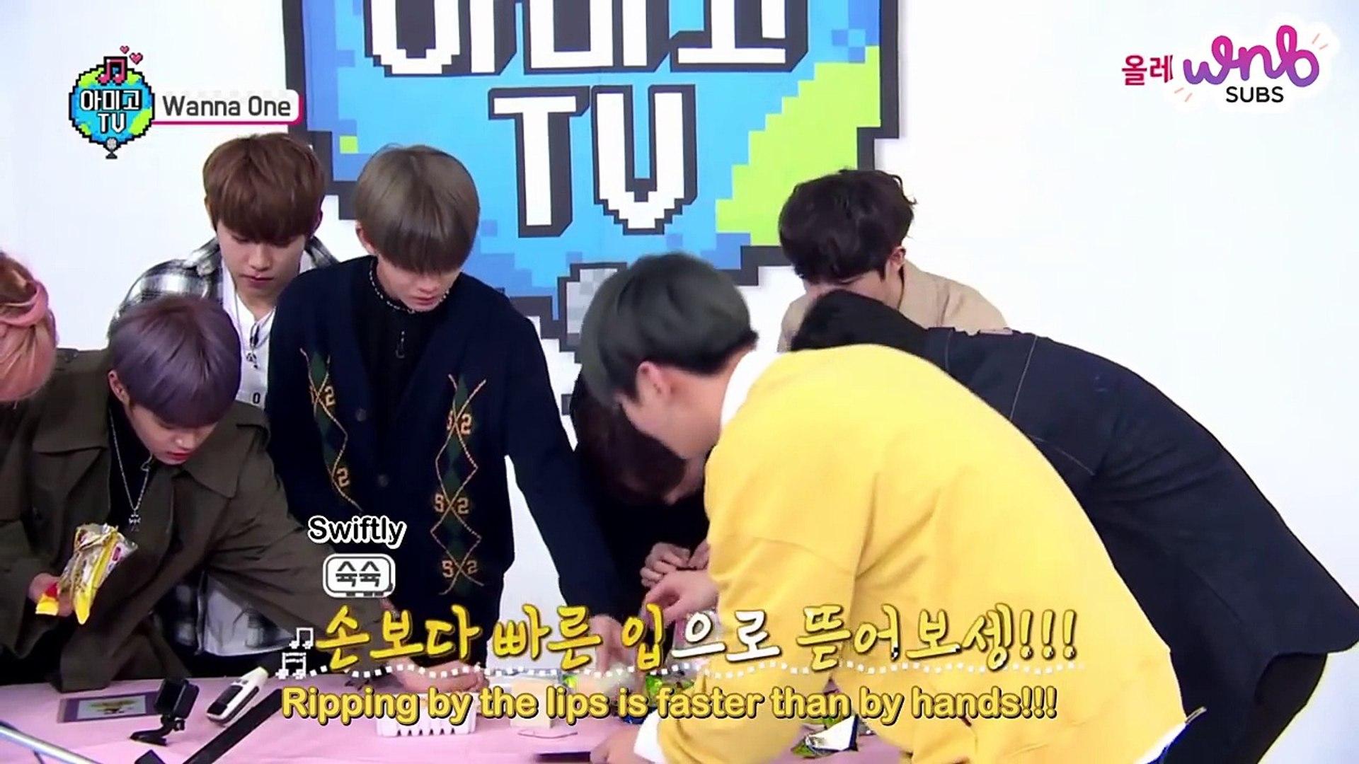 [ENG SUB] Wanna One Amigo TV Episode 2