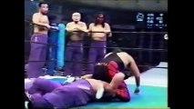 Heisei Ishingun vs Osamu Kido/El Samurai/Yuji Nagata/Manabu Nakanishi/Satoshi Kojima (New Japan January 8th, 1994)