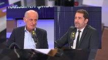 """Réforme de l'assurance chômage """"Le contrôle des chômeurs ne me choque pas"""" assure Christophe Castaner : """"dans le contrôle, il y a aussi l'accompagnement des chômeurs"""" poursuit le secrétaire d'Etat"""