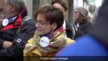 Interview Camille Vilain chef du projet Human Cities