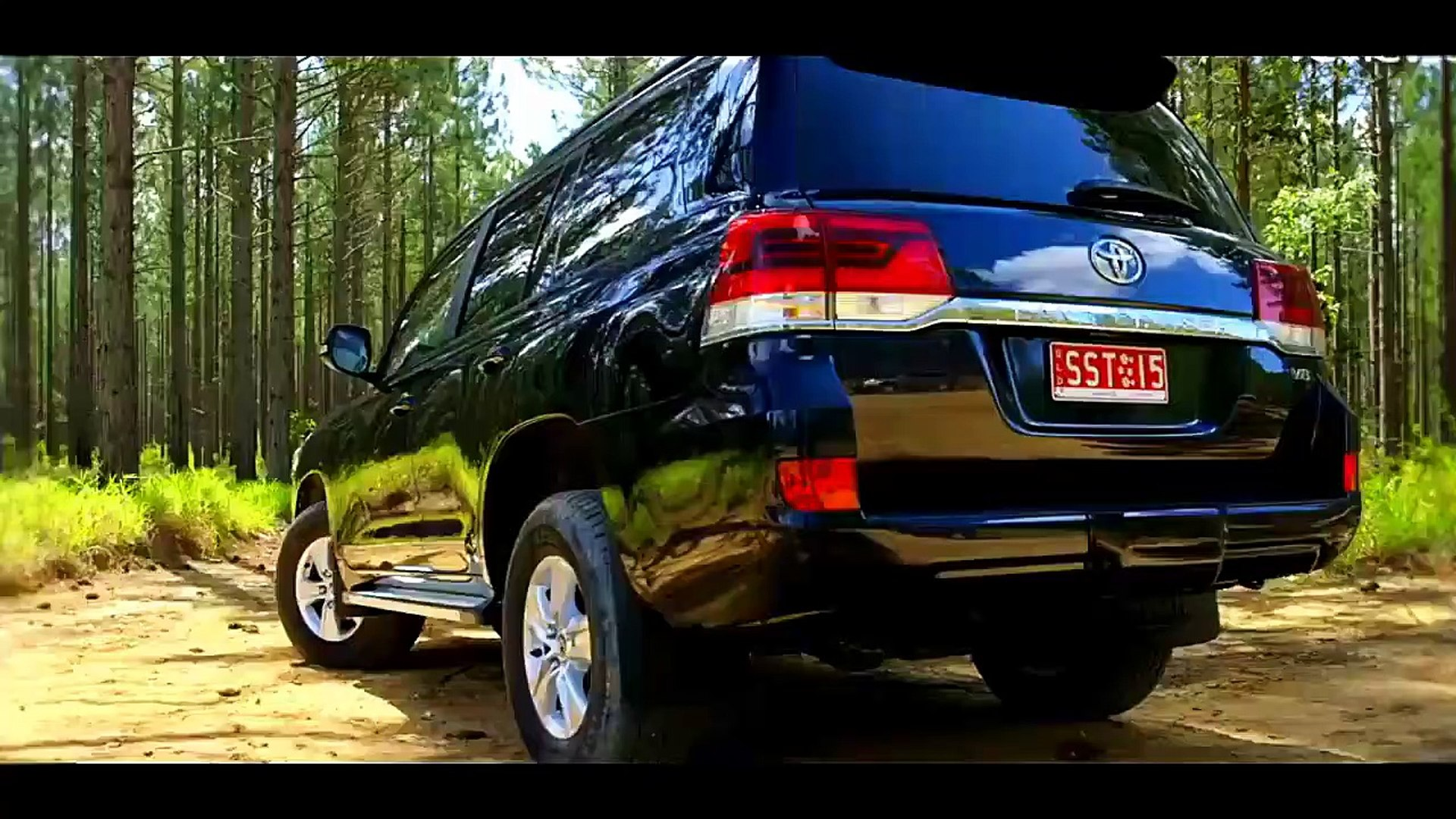 2016 Toyota Land Cruiser V8 Review, sport cars video, sport cars