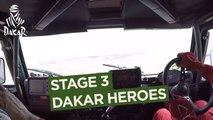 Dakar Heroes - Etapa 3 (Pisco / San Juan de Marcona) - Dakar 2018