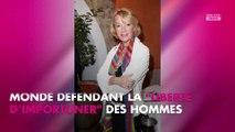 """Brigitte Lahaie choque en affirmant que l'on """"peut jouir lors d'un viol"""""""