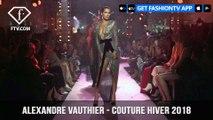 Bella Hadid Alexandre Vauthier Haute Couture Fall/Winter 2018 Domination | FashionTV | FTV