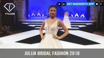 Julija Bridal Fashion 2018 for a Princess Scene 4 The Harrogate Bridal Show   FashionTV   FTV