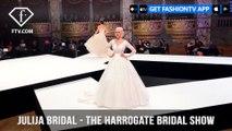 Julija Bridal Fashion 2018 with an Audience Scene 4 The Harrogate Bridal Show   FashionTV   FTV