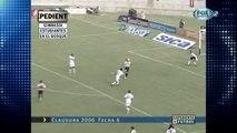 Torneo Clausura 2006: Gimnasia (LP) 1-1 Estudiantes (LP) - J4 (12.02.2006)