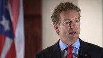 Senator Rand Paul Defends Donald Trump's Derogatory Words
