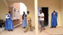 Les touristes français de retour dans le désert de Mauritanie