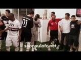 Bastidores SPFC: São Paulo 5 x 0 Bolívar-BOL