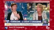 """Quand Brigitte lahaie affirme face à Caroline de Haas qu'on peut """"jouir lors d'un viol"""""""