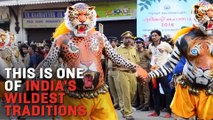 This Indian Body Painting Festival Is Beyond Amazing