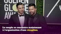 Ricky Martin est marié !