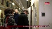 Prison: visite surprise de deux sénateurs à Fresnes